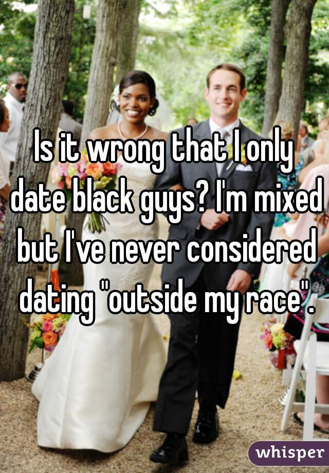 black guys only dating site