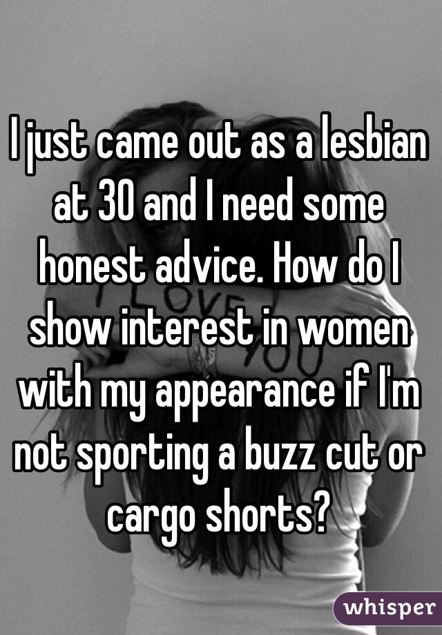 Advice for lesbians