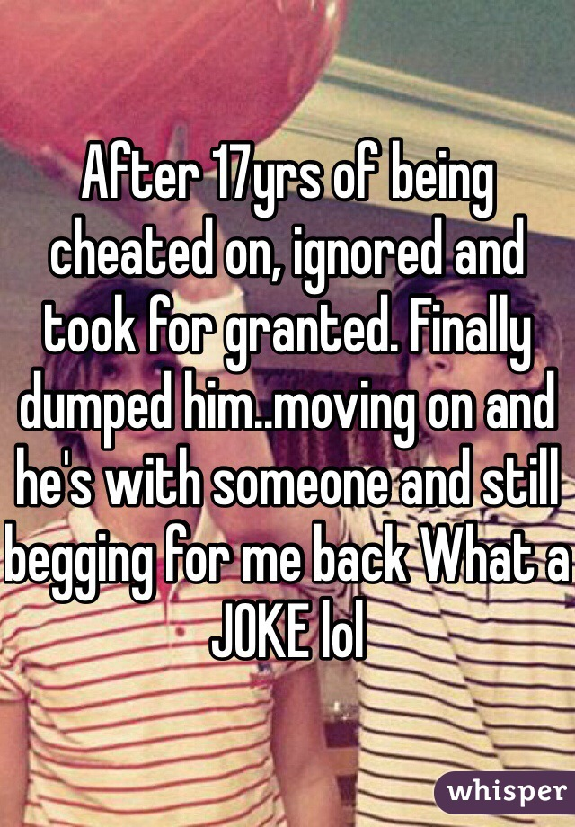 How To Move On After Being Dumped