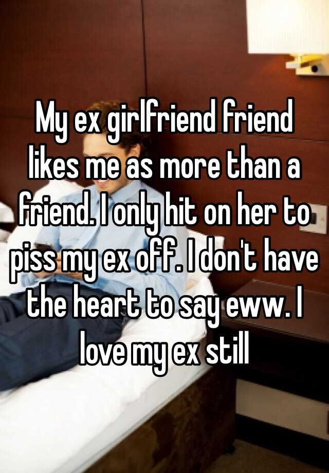 ex girlfriend wants to be friends after no contact