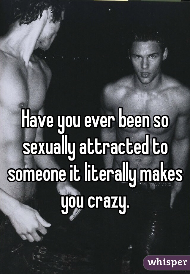 What Synthesizes You Sexually Attracted To Someone