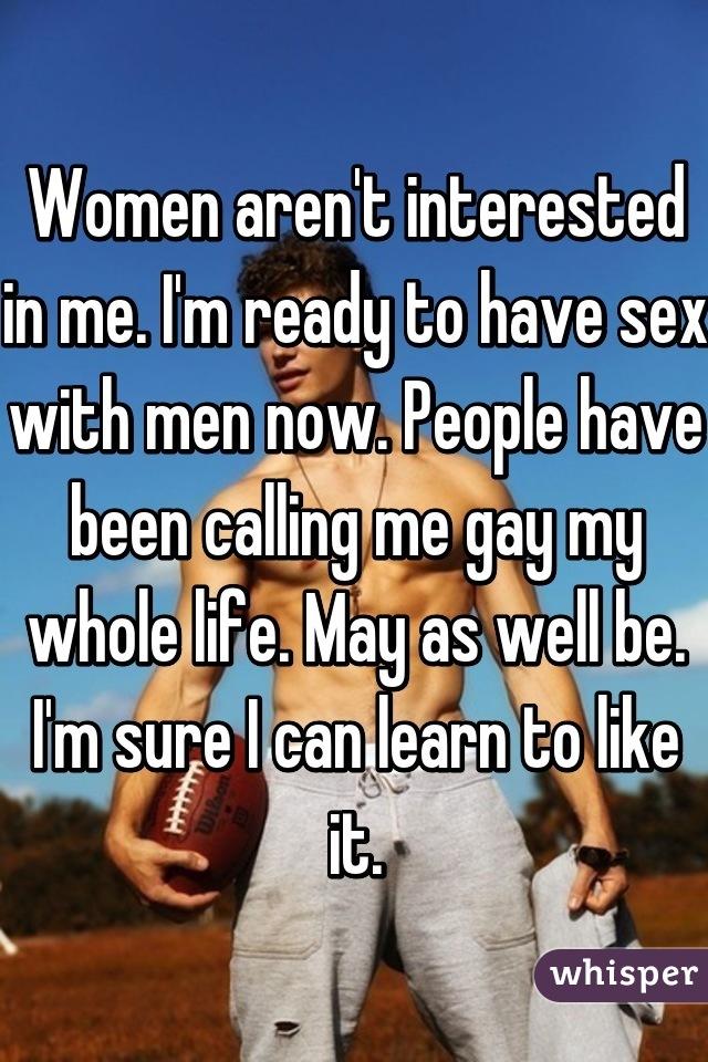 Women im ready for sex