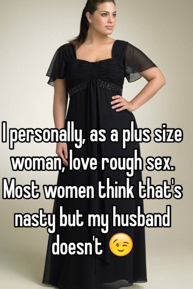 Plus size women love