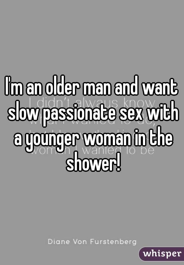 Consider, that slow sex in shower something is