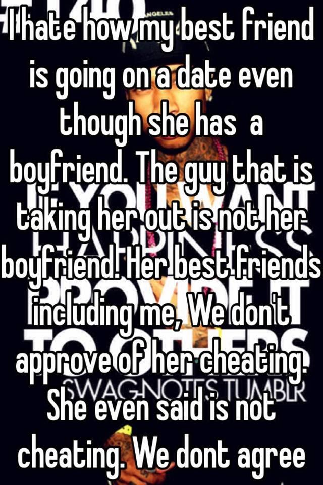Cheating Best Friend Boyfriend