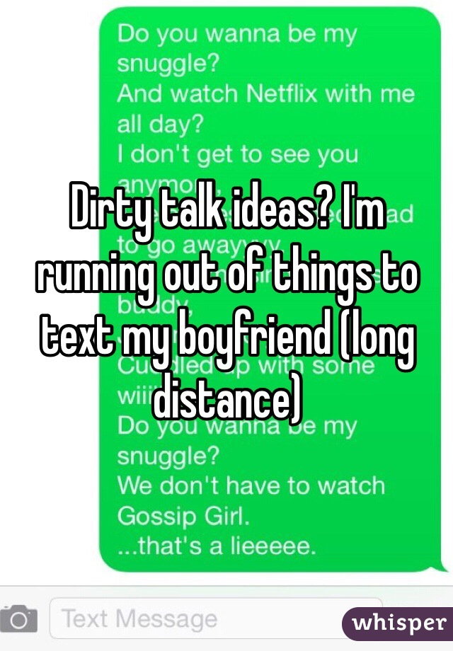 how to talk dirty in text messages