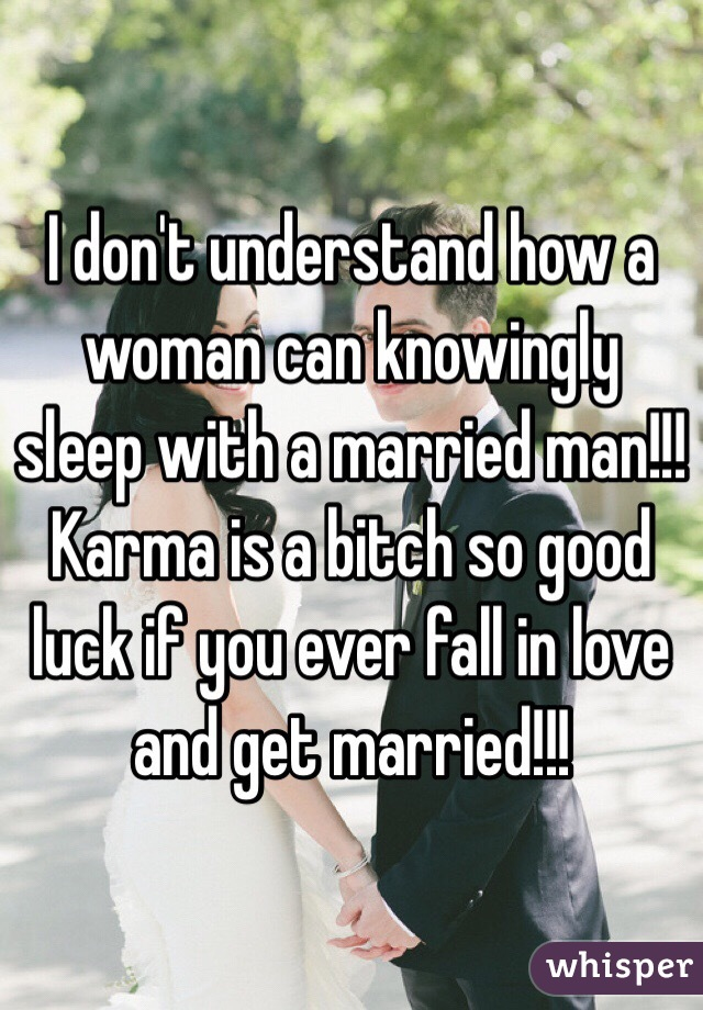 what if you fall in love with a married man
