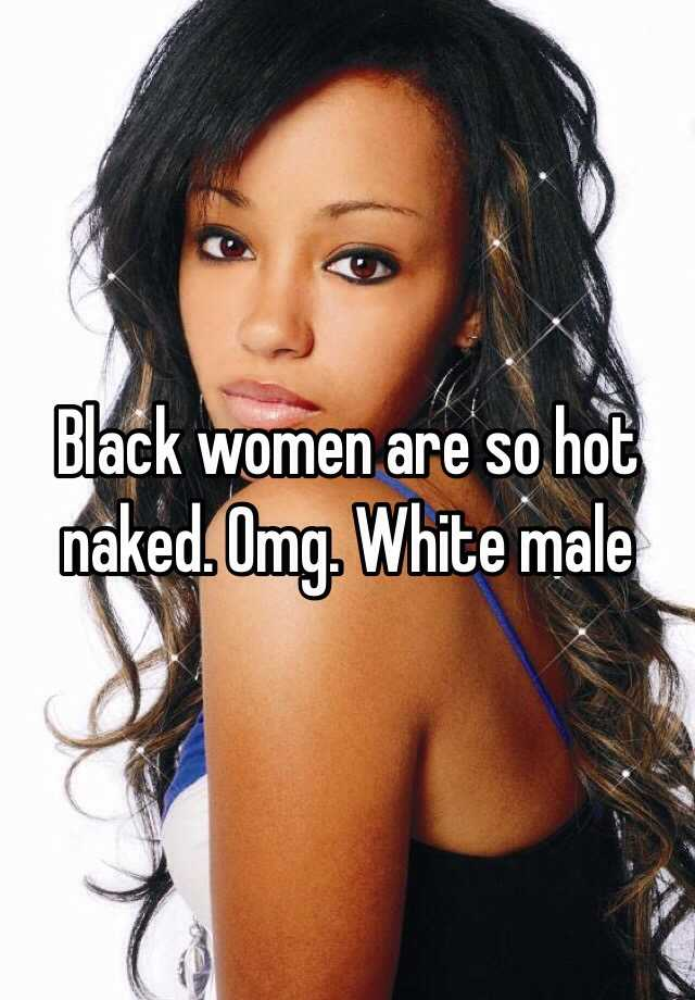 Hot black woman pics with