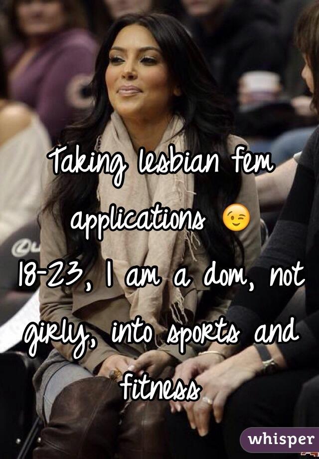 Dom Fem Free Lesbian