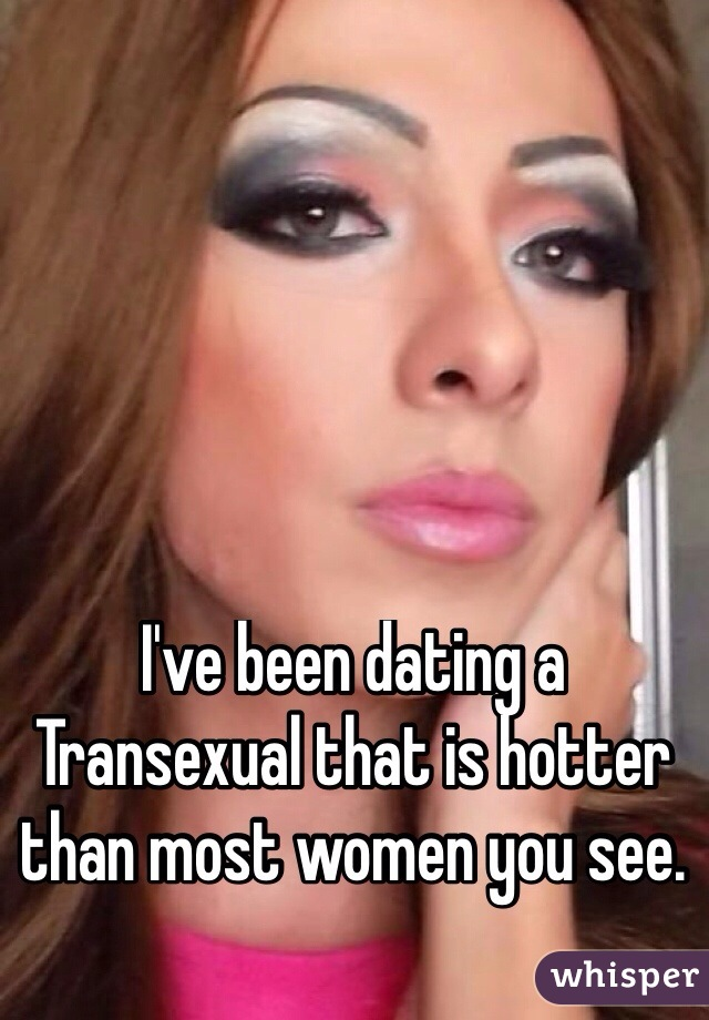 Dating trannies