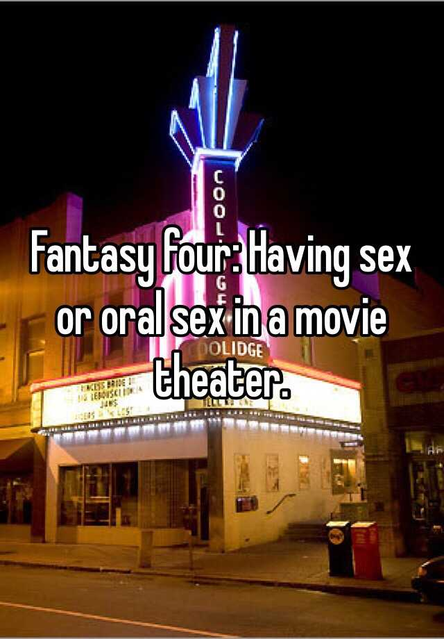 Movie theaters showing sex and the city