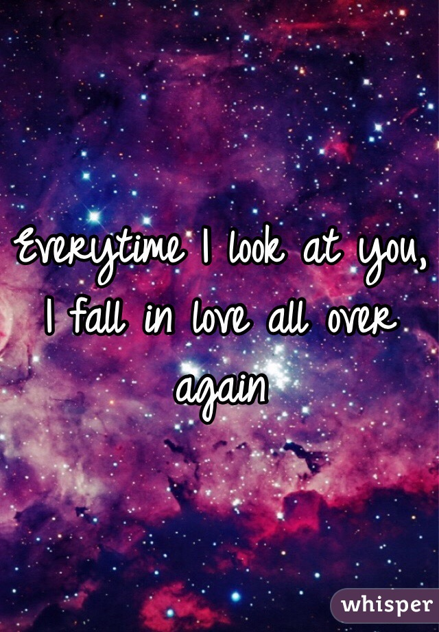 every time i fall in love