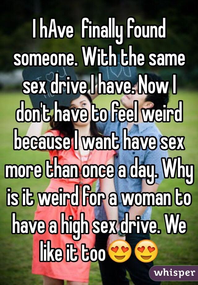 sam e sex drive