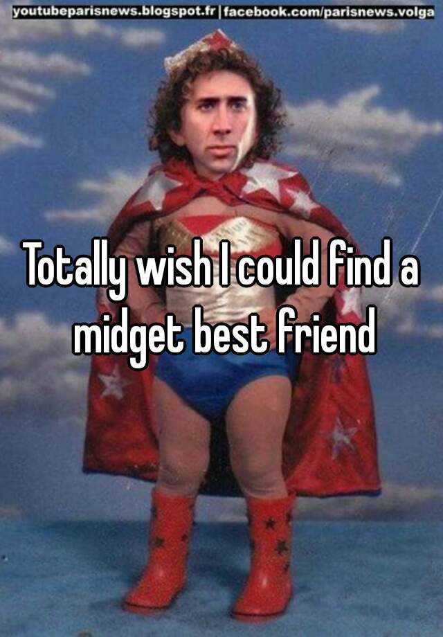 Find a midget