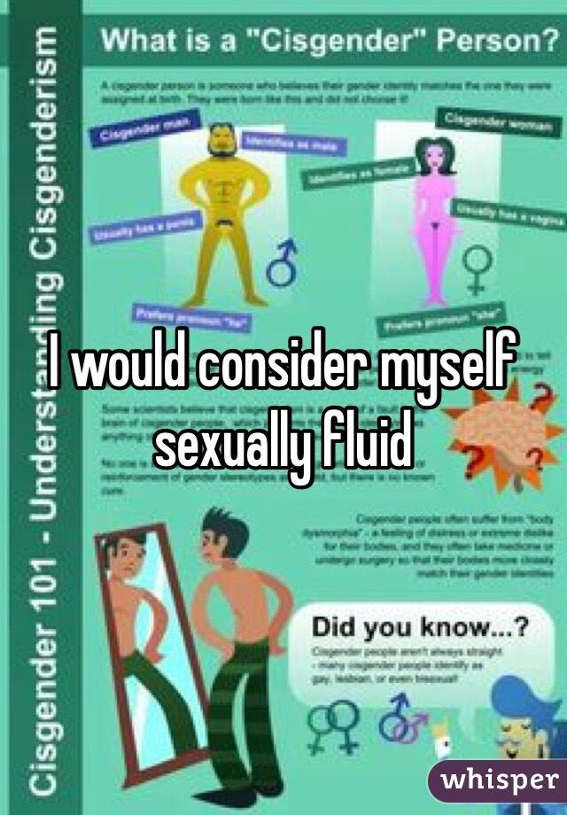Sexualy fluid