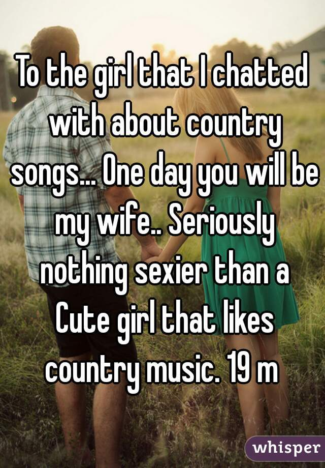 i love you country songs