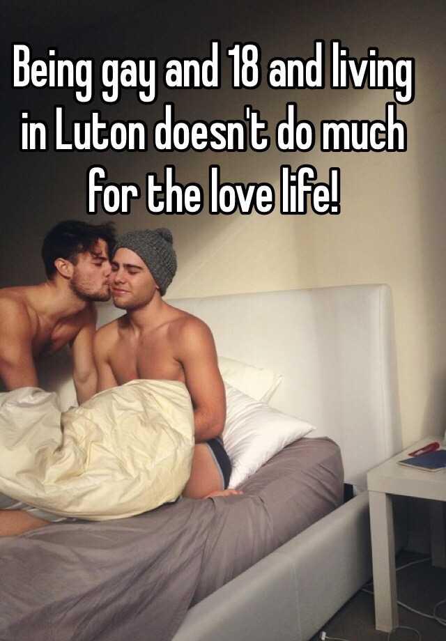 Gay in luton