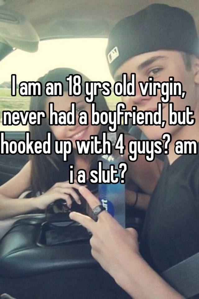 Do guys think im a slut