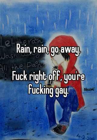 Gay Fucking In The Rain