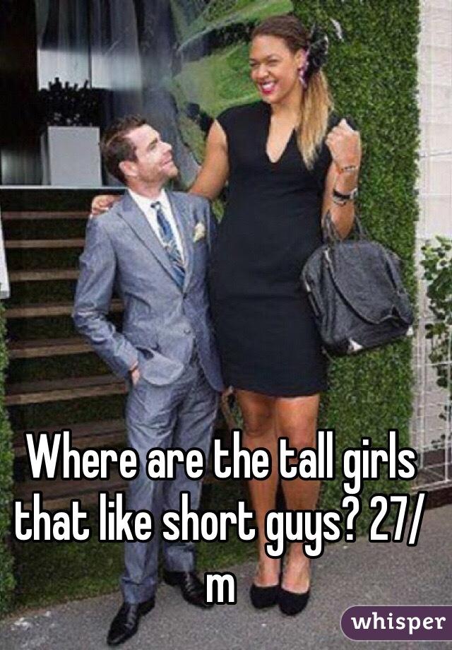 Tall short guys girls why do like 5 reasons