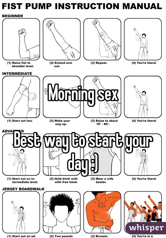 Best way sex