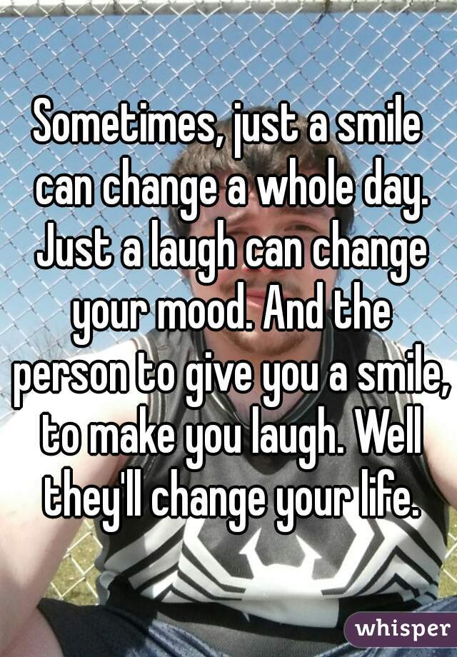 How Laughter Can Change Your Life