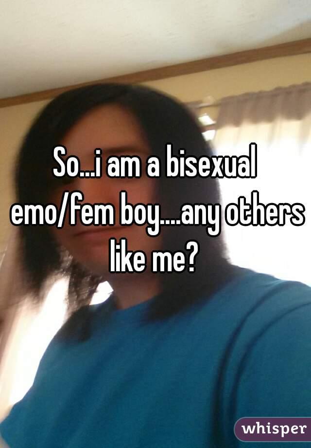 Эмо бисексуалы картинки