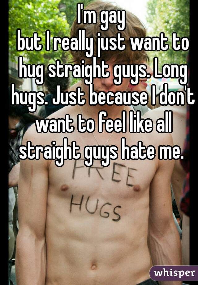 Gay want to be straight
