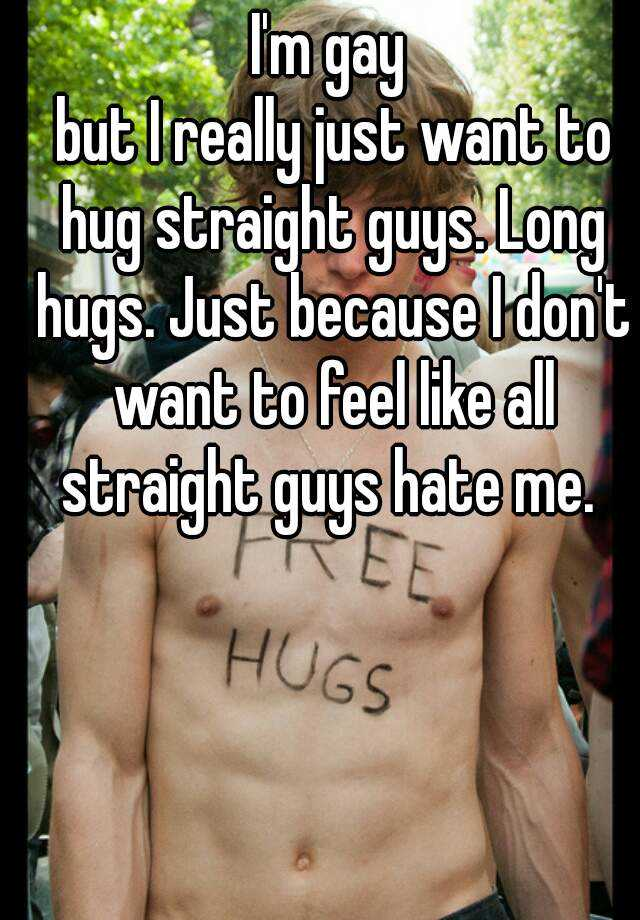 Gay but straight