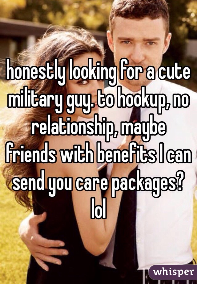 A Friends With No Hookup Guy