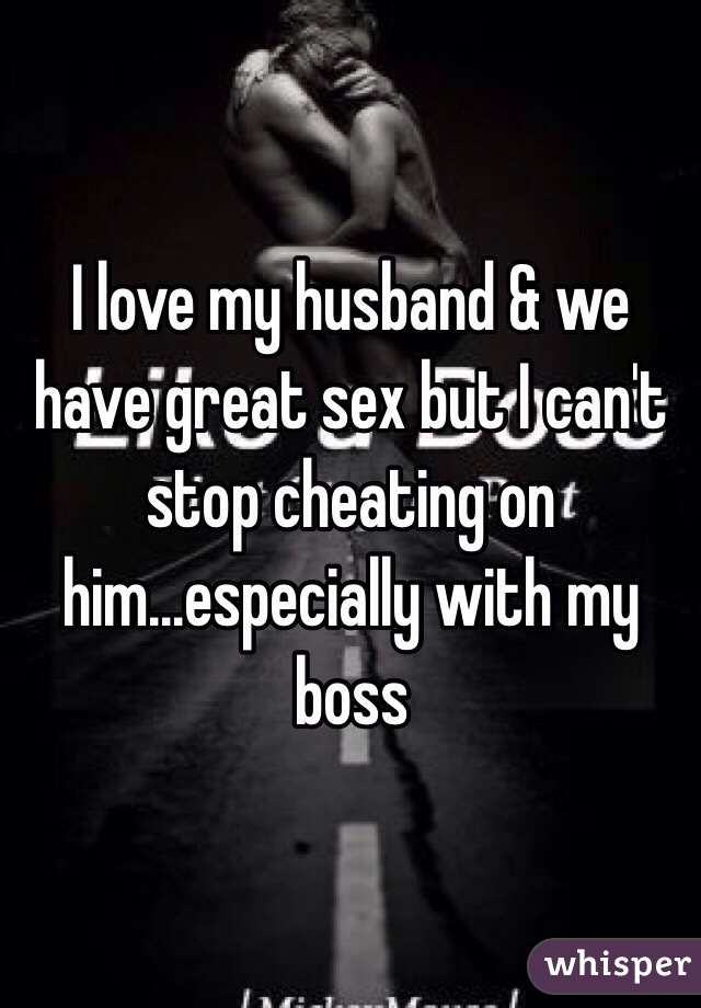 Cheated On My Husband And Loved It