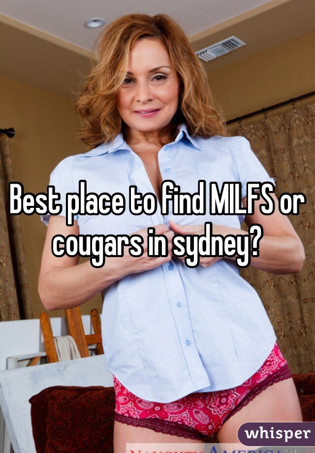 Best site to find milfs