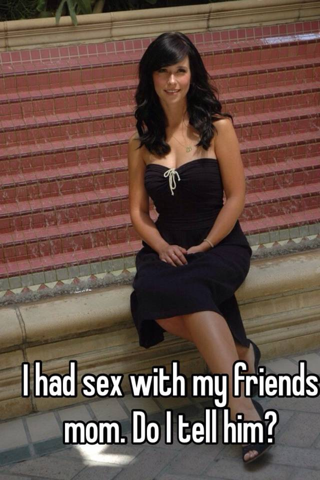 Mom have sex with my fends