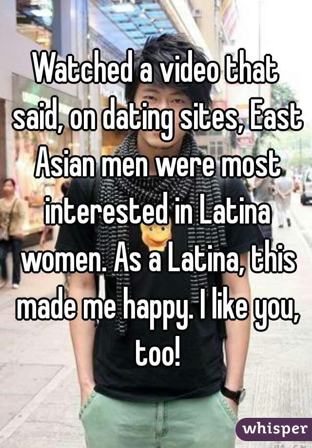 Asian men dating sites