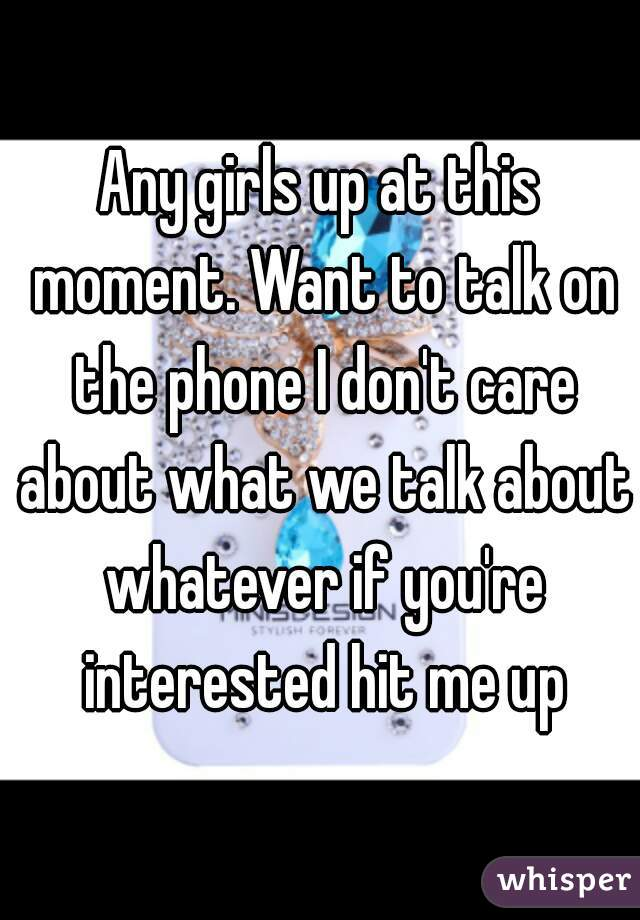 what to talk about with girls on the phone