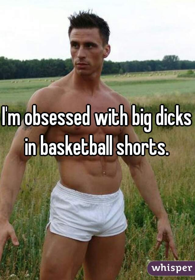 Dicks in shorts