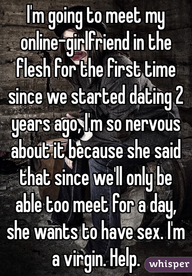 Meet online girlfriend