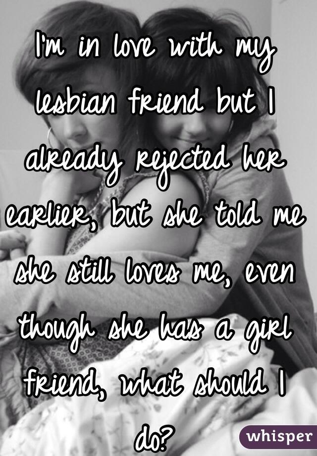 In love lesbian