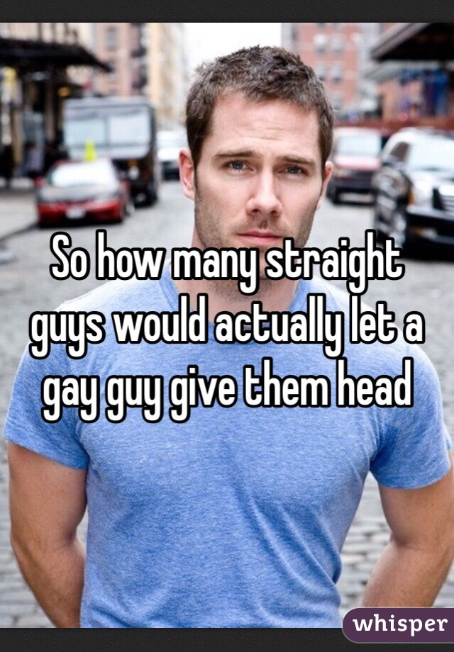 Gay guys giving each other head