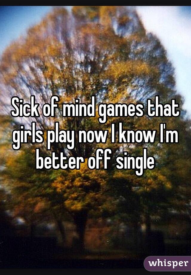 girls mind games