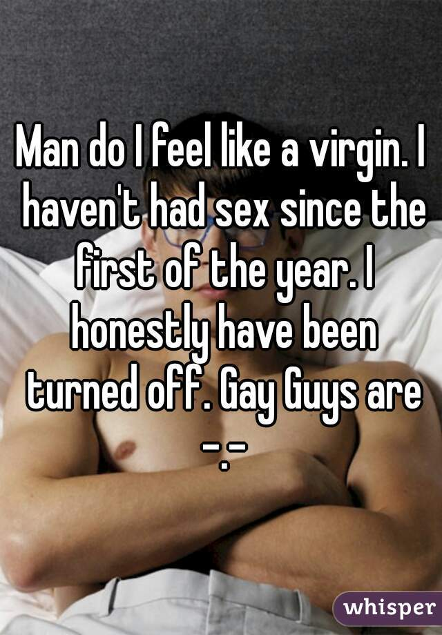What does sex feel liek