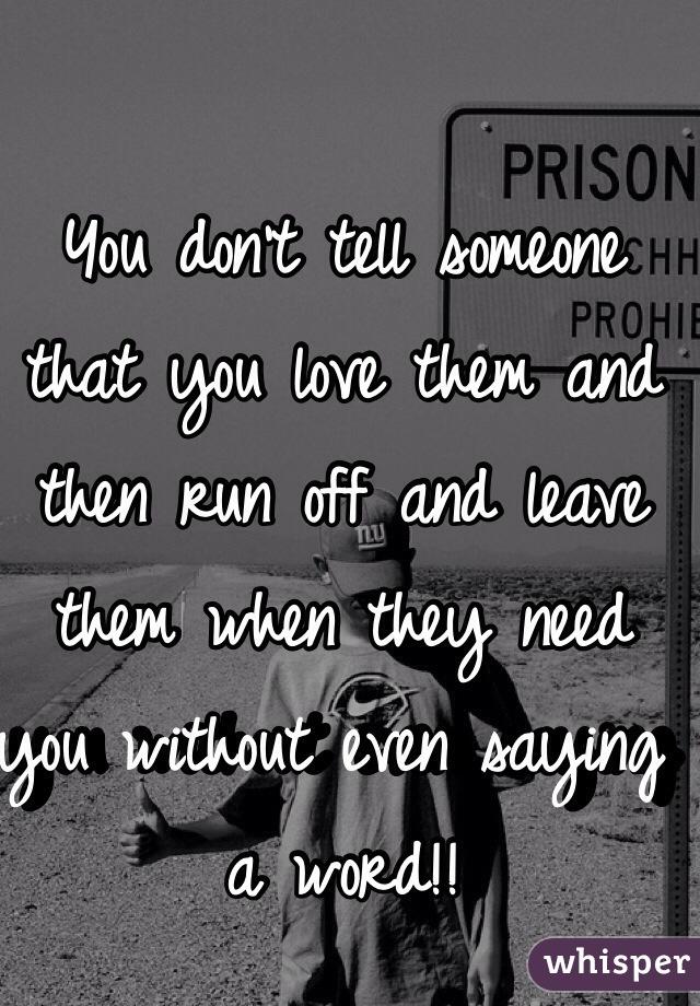 How do i tell someone i love them