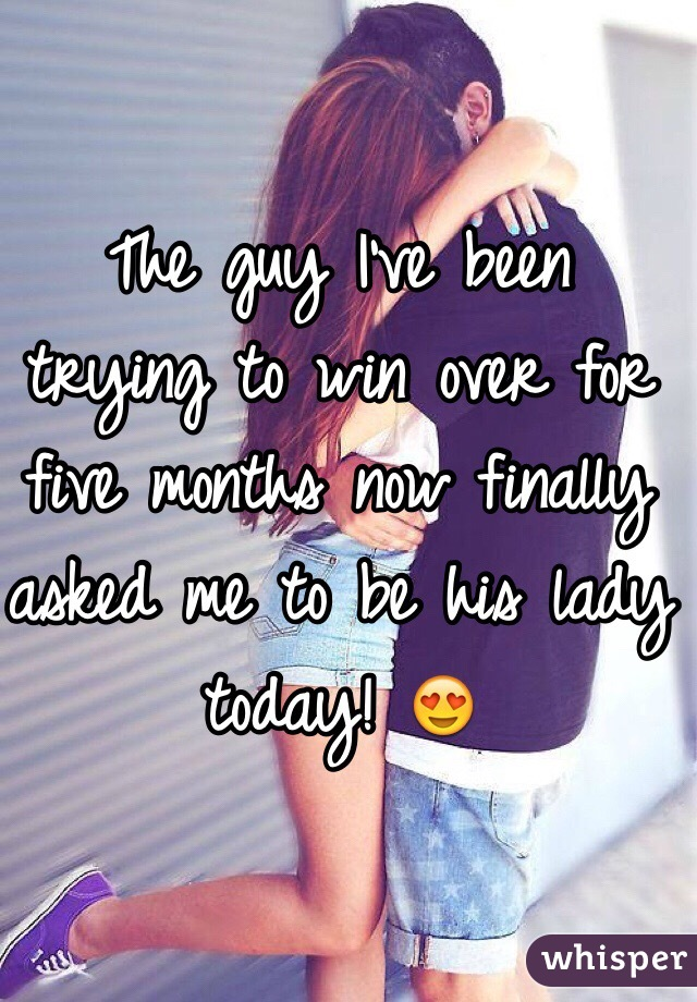 How to win over a guy