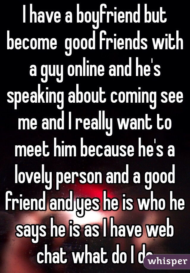 online web chat with friends