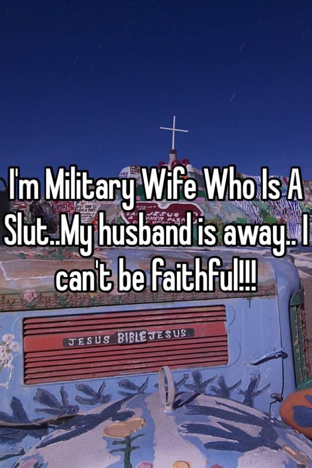 Slut Faithful wife