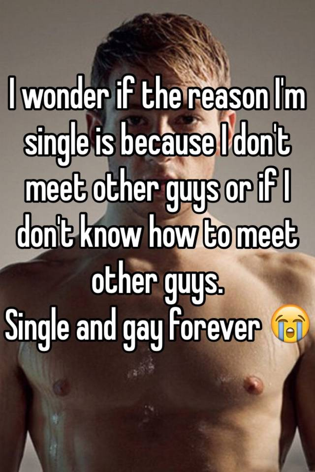 I wonder how the guys offer to meet