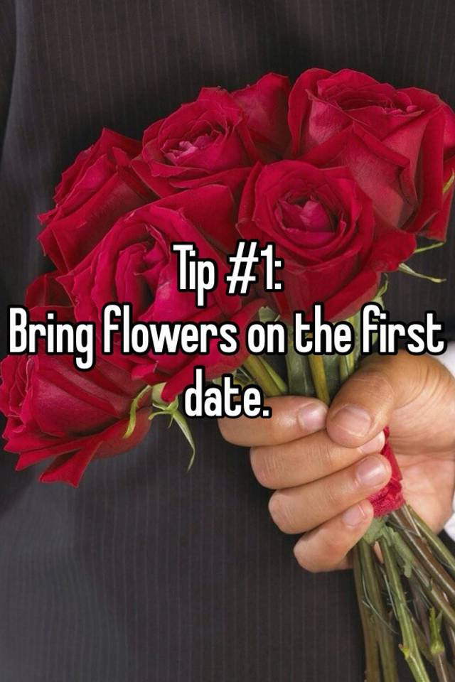 flower to give on first date