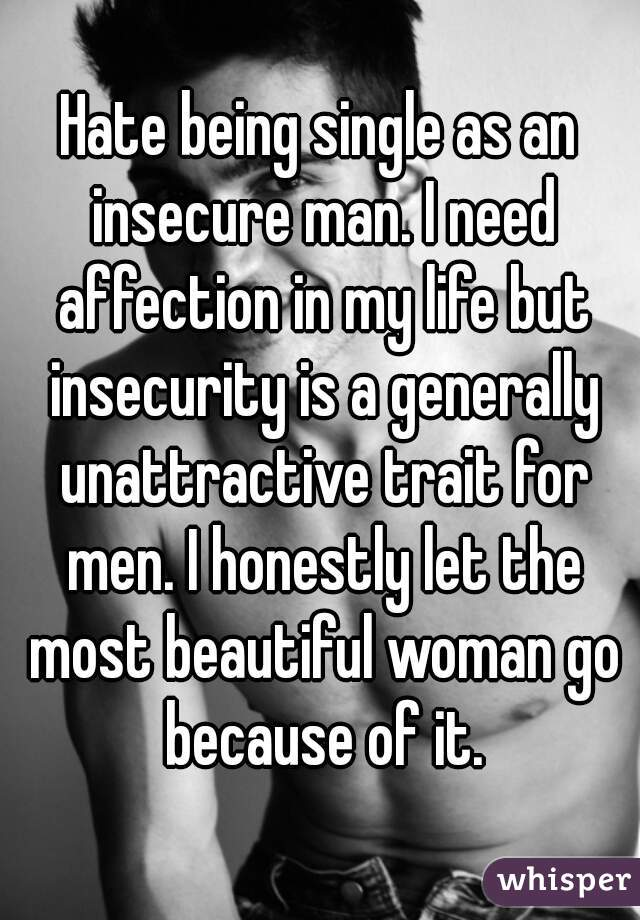 men need affection