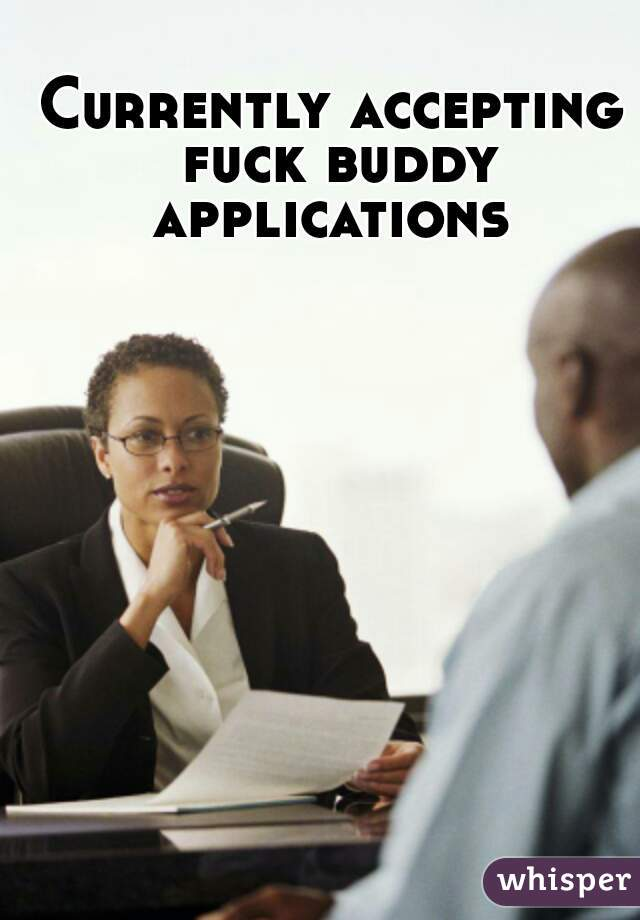 Fuck buddy applications