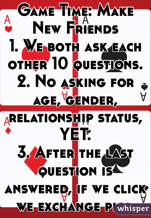 Questions to ask couples about each other